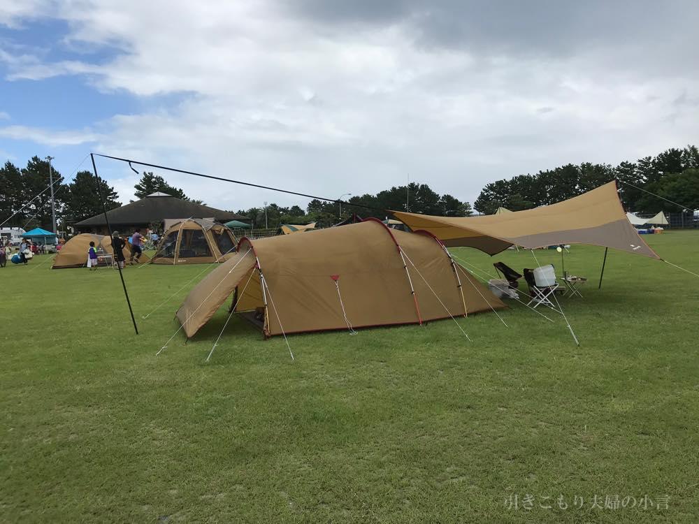 限 最低 キャンプ 必要